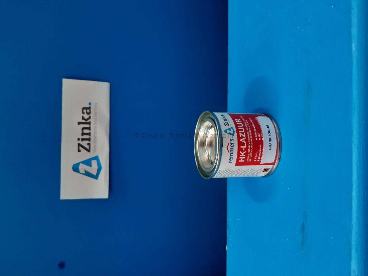 HK Lazuur - magazijn verkoop - granietgrijs proefverpakking