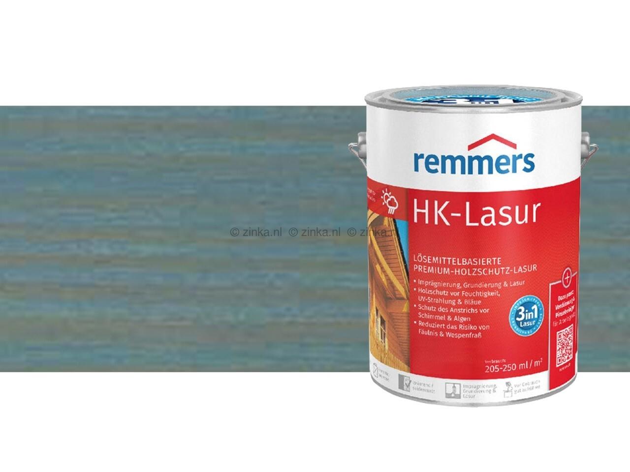 HK-Lazuur friesen-duifblauw 100 ml proefverpakking