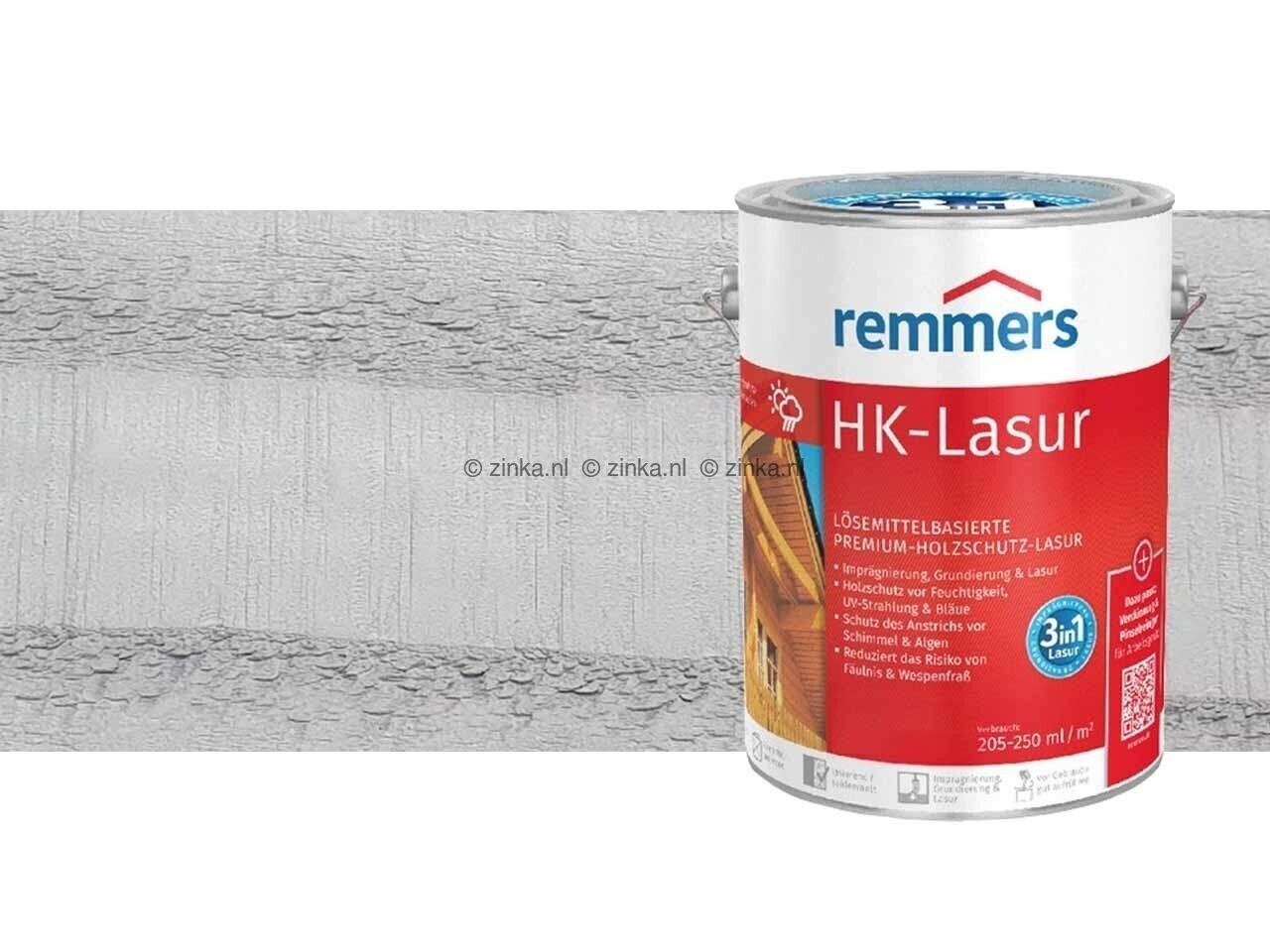 HK-Lazuur Leemgrijs 2,5 liter