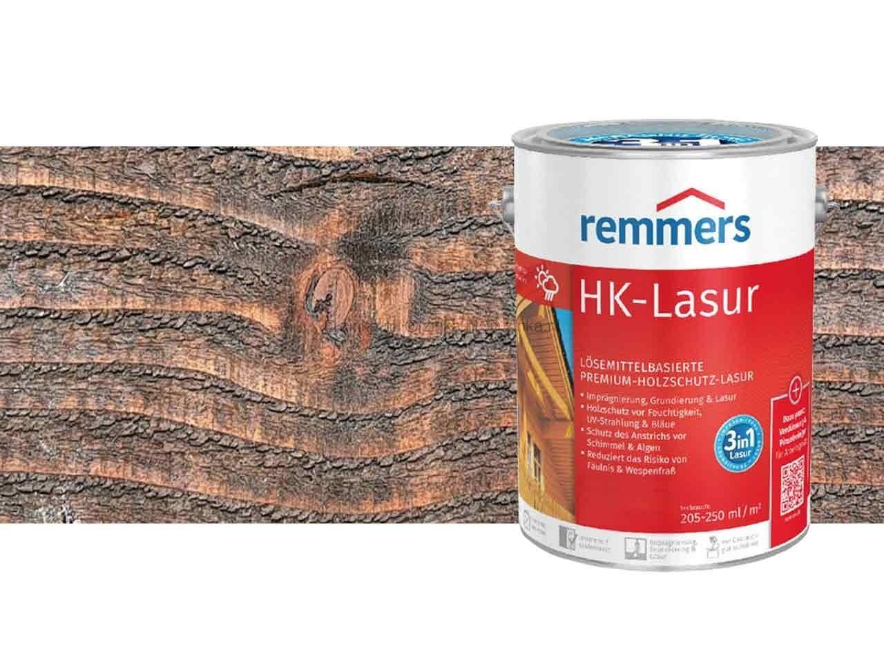 HK-Lazuur palissander 100 ml proefverpakking