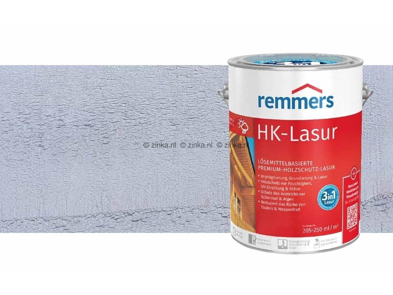 HK-Lazuur Venstergrijs 750 ml