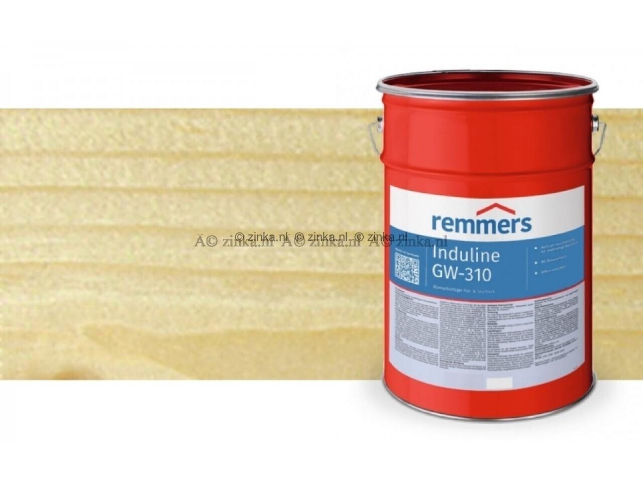 Induline GW-310 Kleurloos-2,5 liter