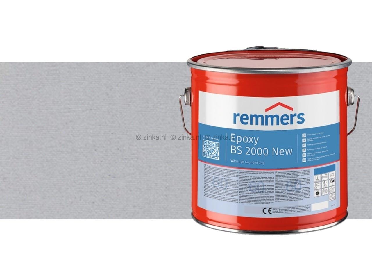 Remmers epoxyhars Lichtgrijs