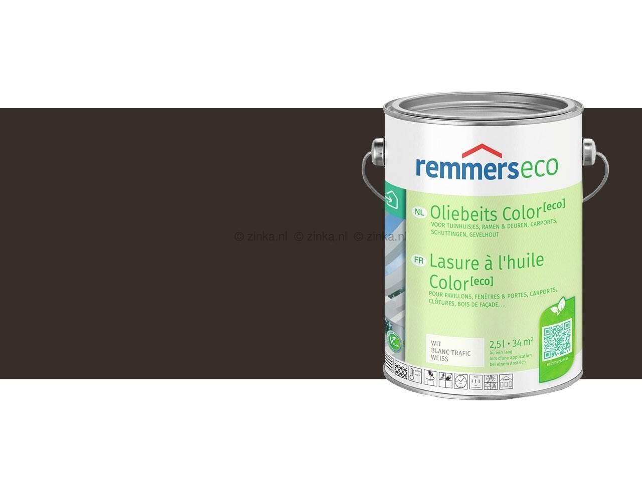 Eco oliebeits bruin