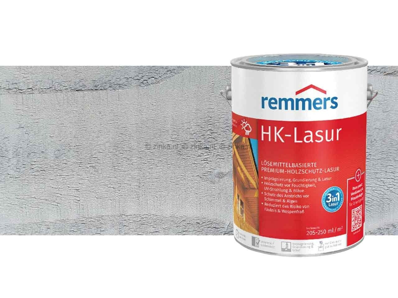 HK-Lazuur Watergrijs 2,5 liter