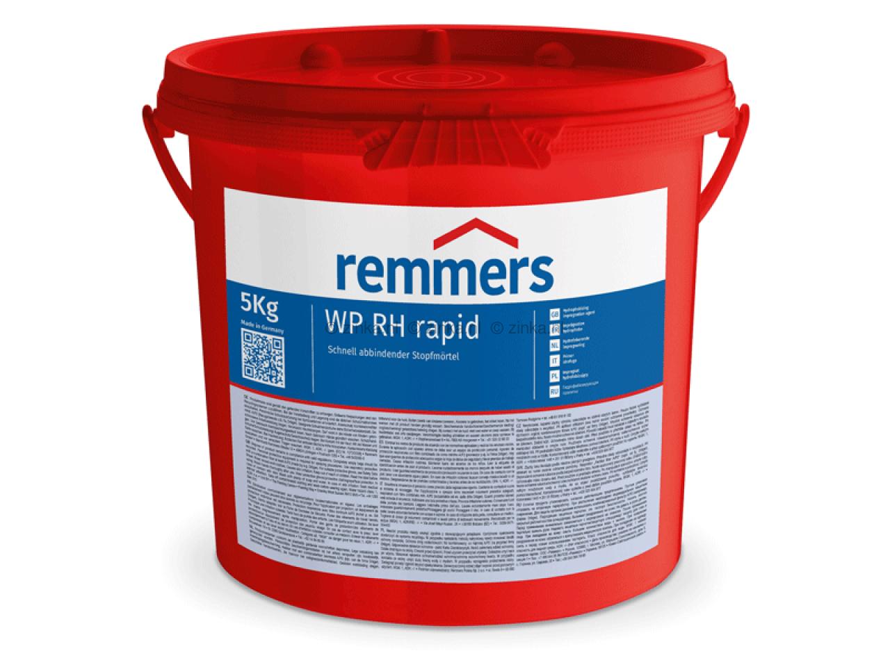 WP RH Rapid voorheen Rapid Cement
