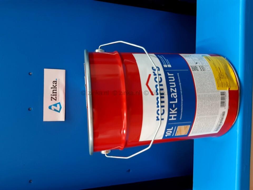HK Lazuur - magazijn verkoop - friesenblauw 10 liter