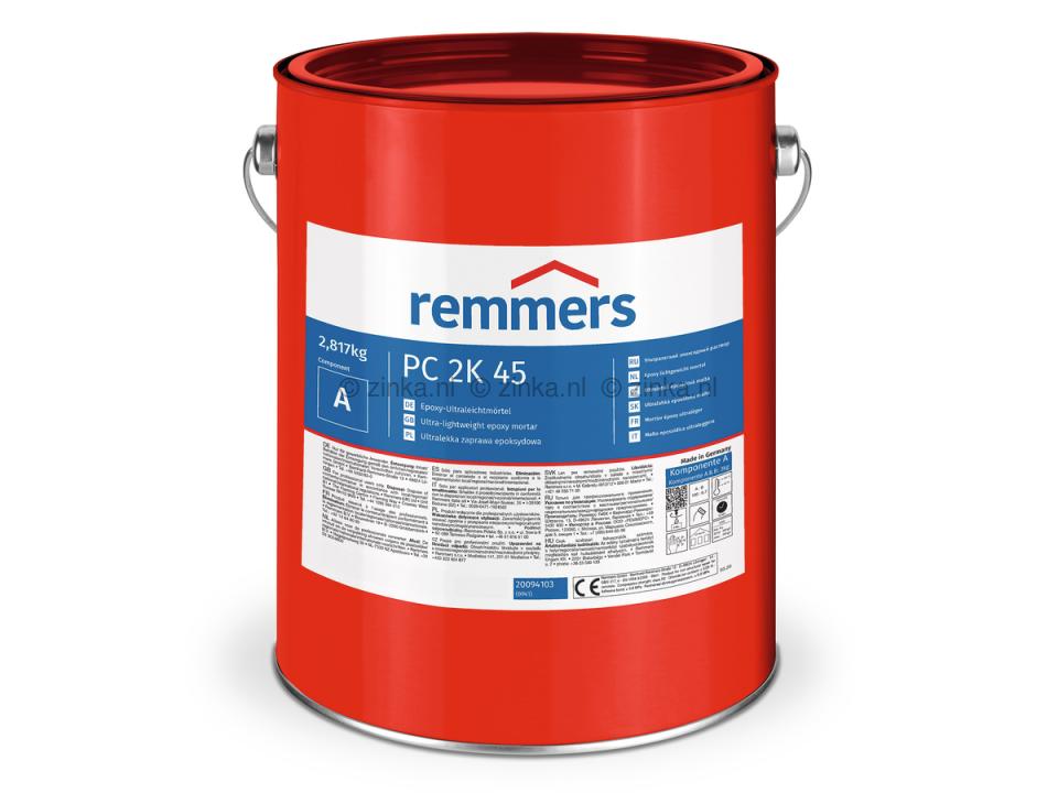 Remmers Reparatiemortel EP 2K