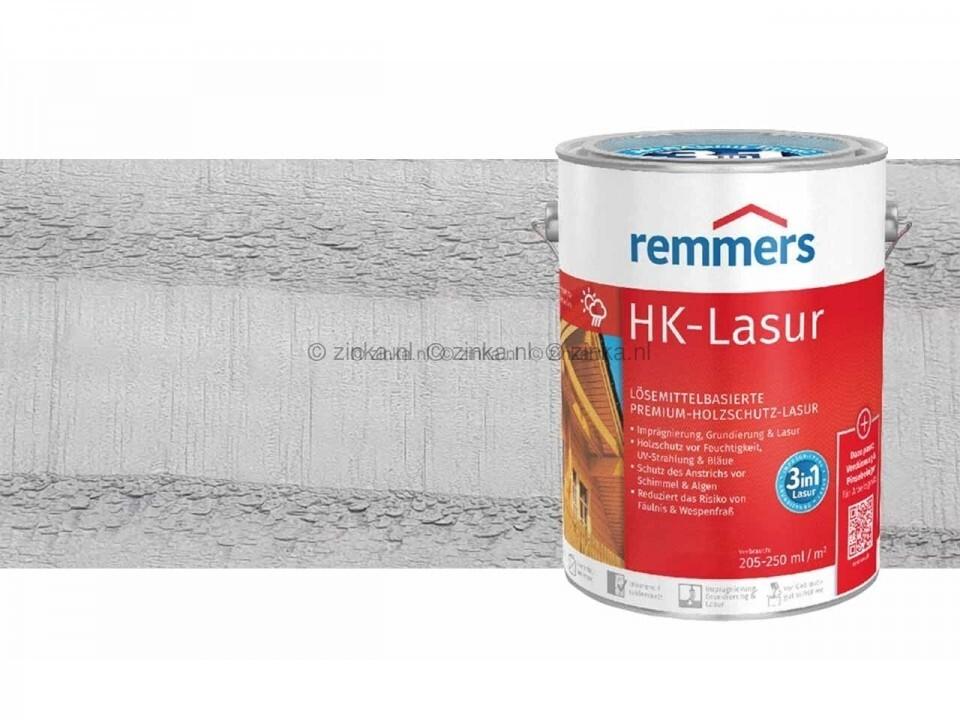 HK-Lazuur Leemgrijs 10 liter