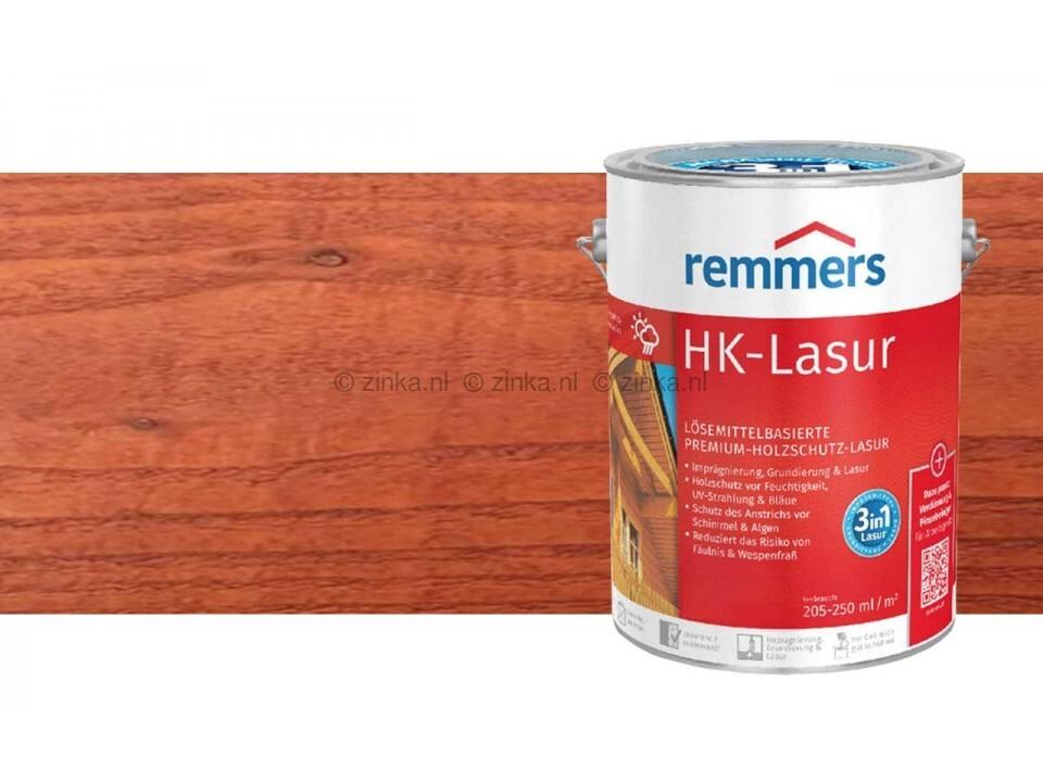 HK-Lazuur pine-lariks 100 ml proefverpakking