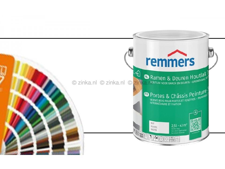 Ramen & deuren Houtlak 3 in 1 RAL-kleuren