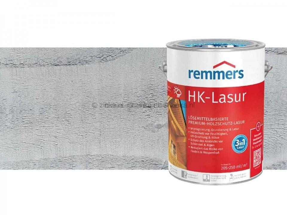 HK-Lazuur Watergrijs 5 liter
