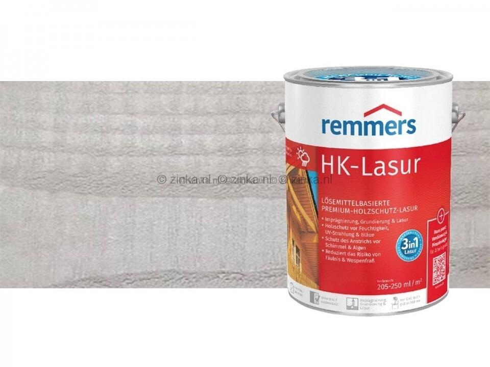HK-Lazuur Zilvergrijs 750 ml