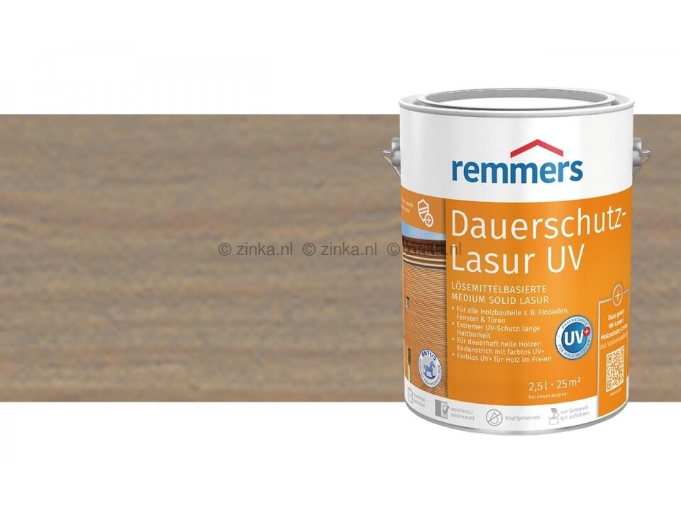 Houtbeits Long Life UV voorheen L-Lazuur UV ZK 2234 zilvergrijs