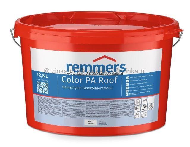 Color PA Roof RAL kleuren voorheen Cementgolfplatenverf