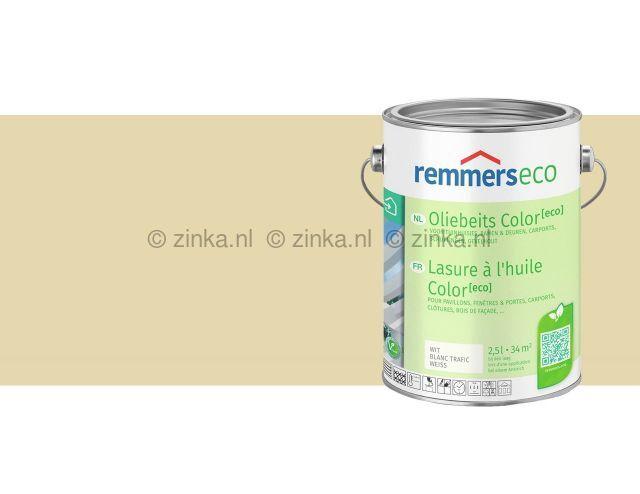 Oliebeits Color Eco Crème wit