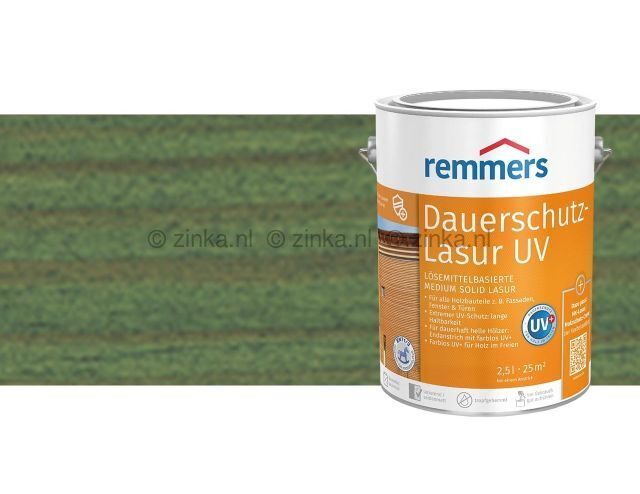 Houtbeits Long Life UV voorheen L-Lazuur UV ZK 2245 dennengroen