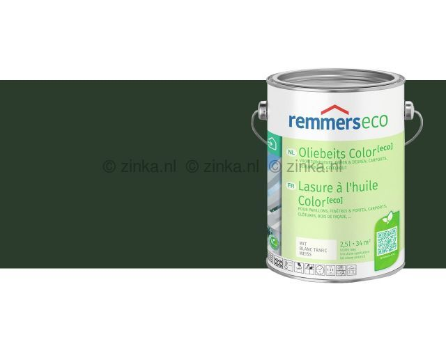 Oliebeits Color Eco Dennengroen