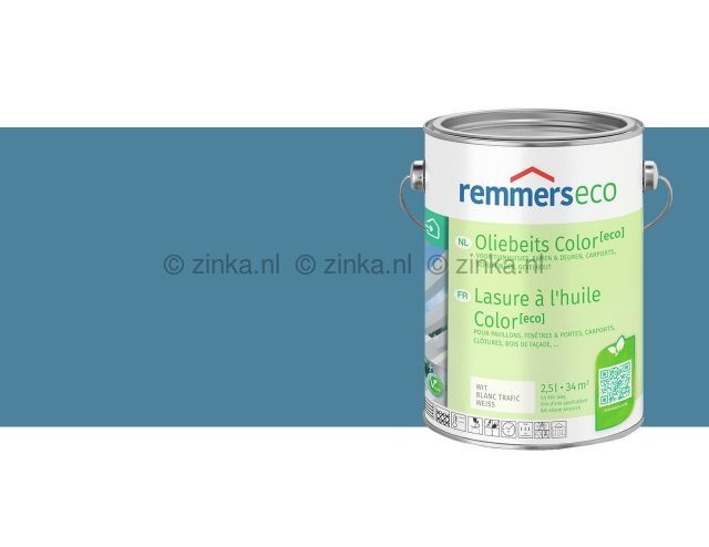 Oliebeits Color Eco Druifblauw