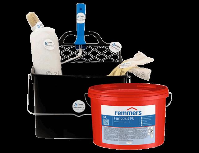 Funcosil FC 5 liter + gratis verwerkingsset t.w.v. 12,95