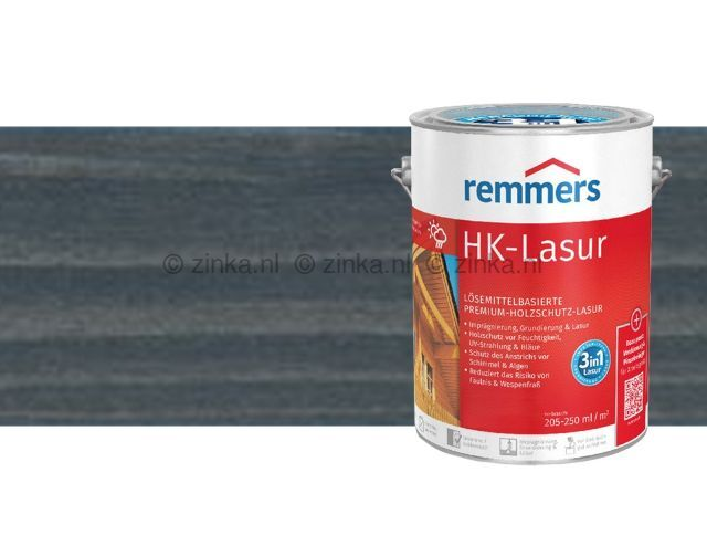 HK-Lazuur granietgrijs 100 ml proefverpakking