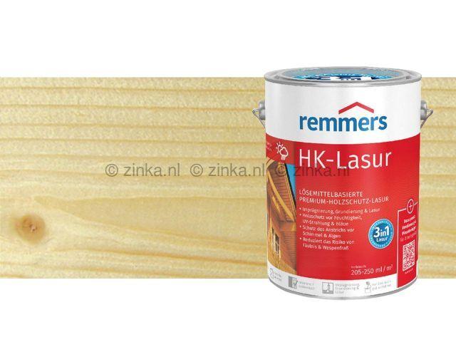 HK-Lazuur kleurloos 100 ml proefverpakking