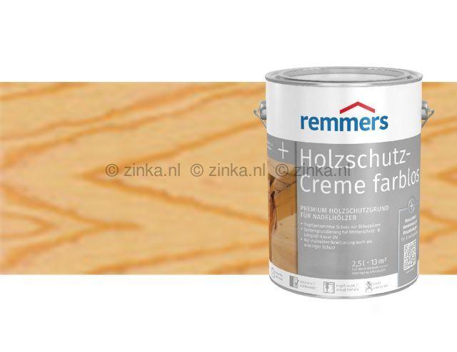 Houtbeschermingscreme ZK 2714 Kleurloos