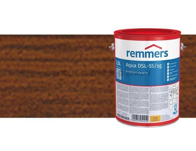 Aqua DSL-55-houtbeits Noten RC-660