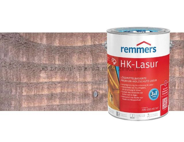 HK-Lazuur noten 100 ml proefverpakking