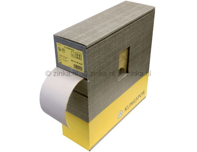Schuurpapier pad ZK 31 korrel 150 5 stuks