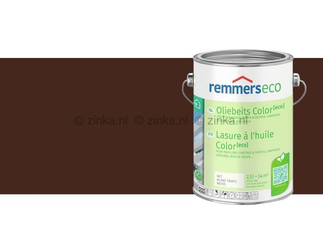Oliebeits Color Eco Tabaksbruin