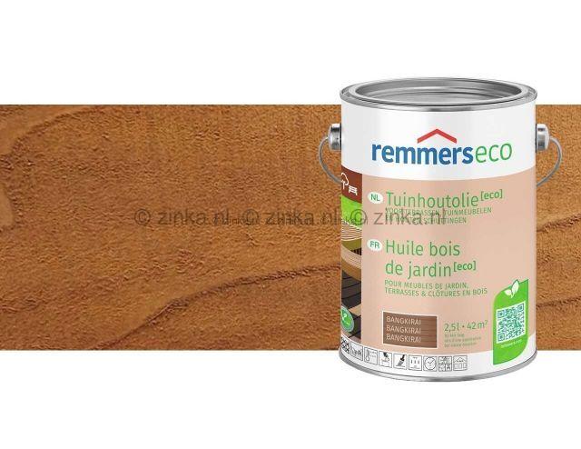 Tuinhoutolie Aqua Eco bangkirai-olie 7690-100 ml proefverpakking