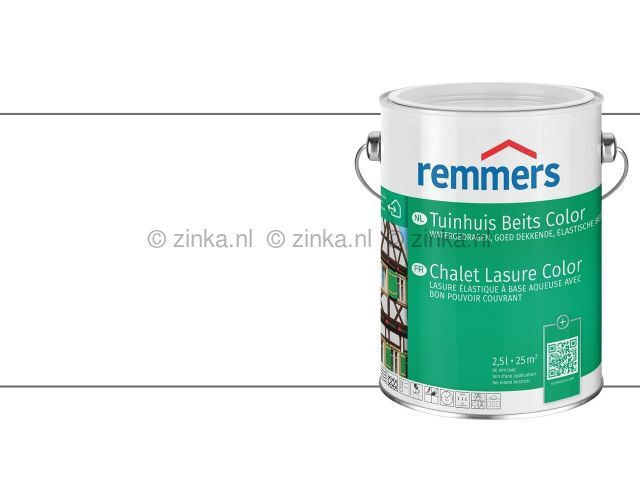 Tuinhuis Beits Color wit RAL 9016