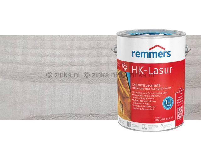 HK-Lazuur zilvergrijs 100 ml proefverpakking