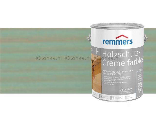 Houtbeschermingscreme 2722 zilvergrijs