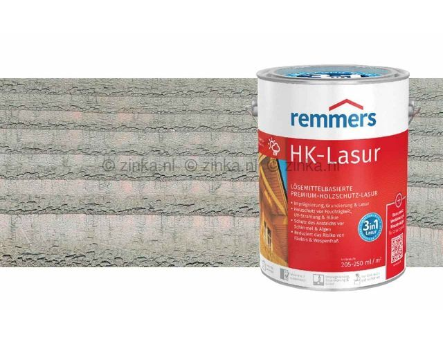HK-Lazuur zoutgroen 100 ml proefverpakking