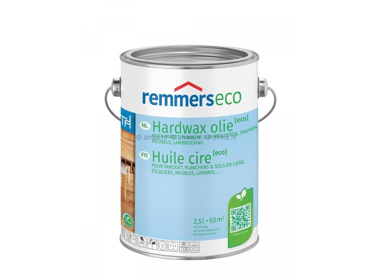 Remmers hardwax olie