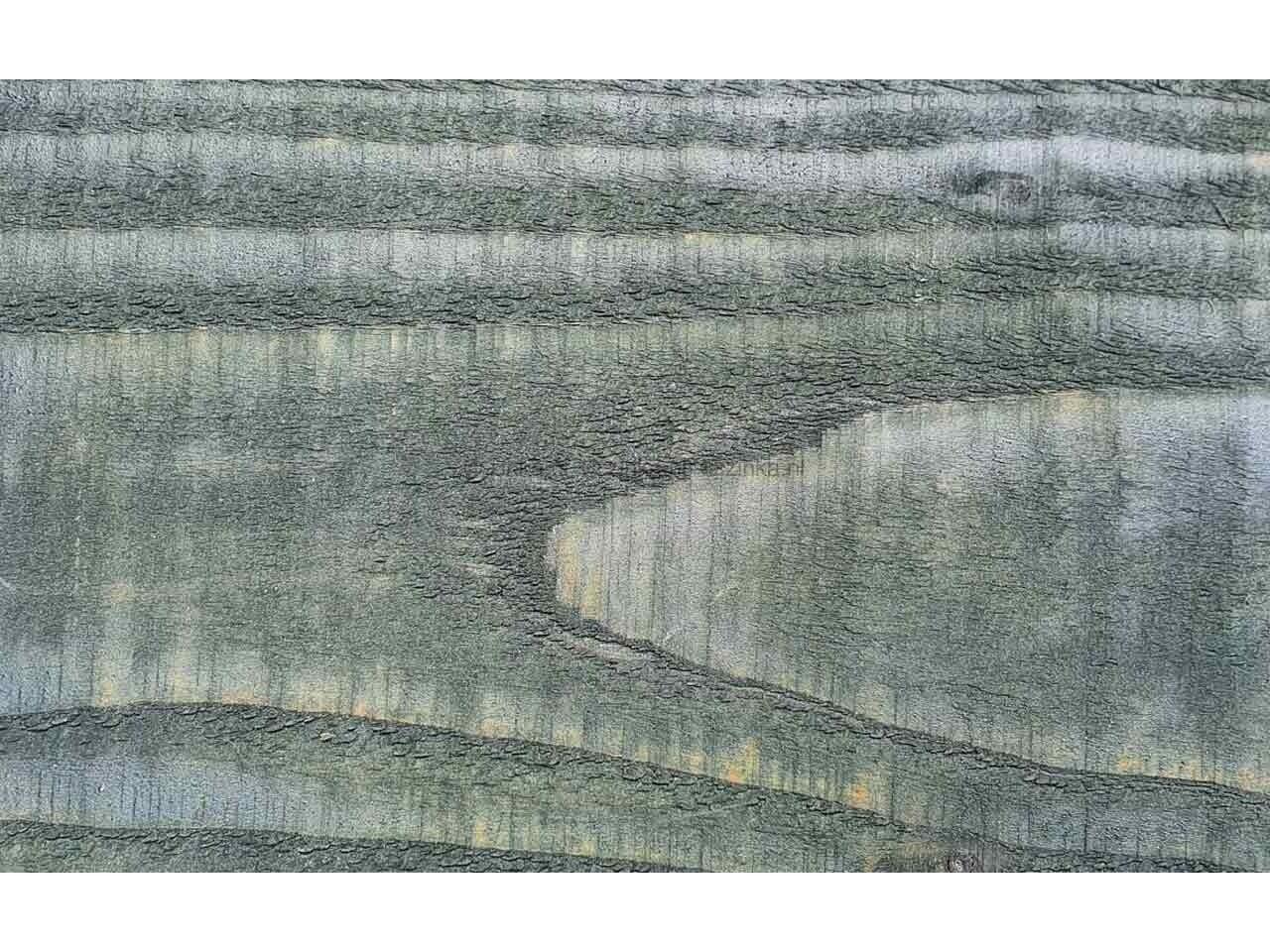 Dennegroen induline buitenhout