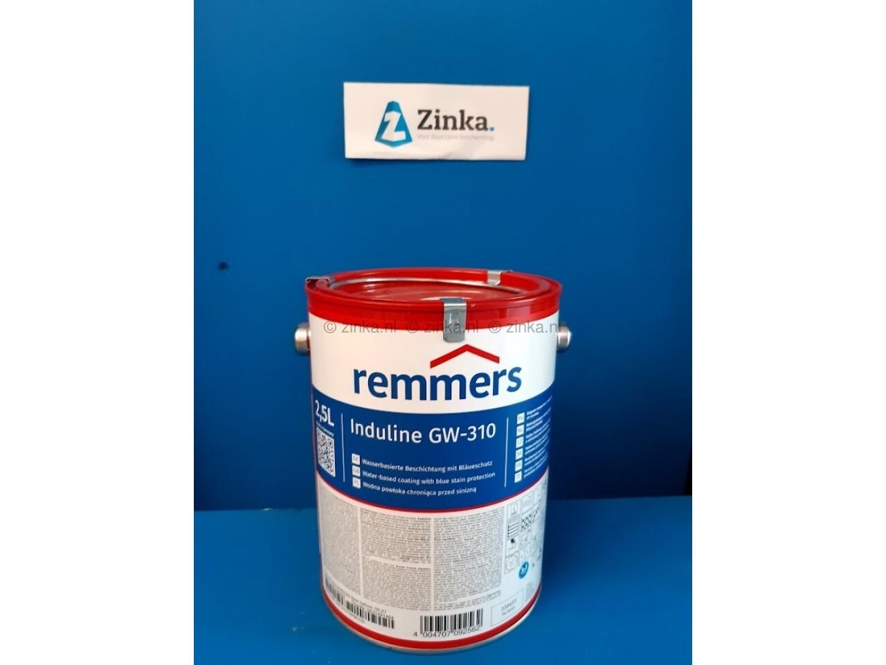 Induline GW-310 - magazijn verkoop - kleurloos 2,5 liter