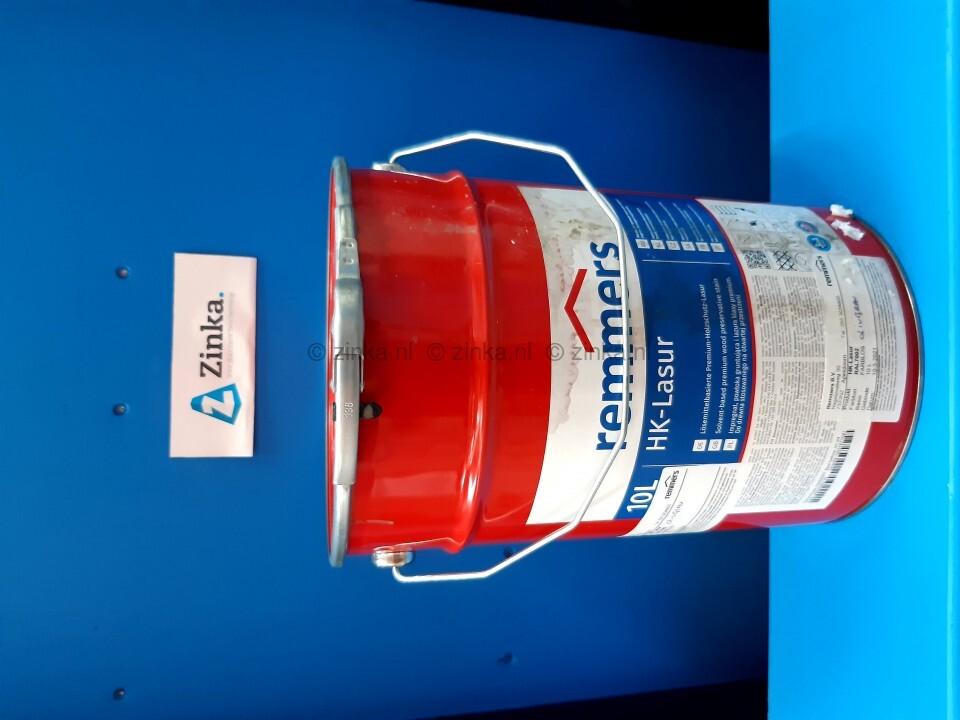 HK Lazuur - magazijn verkoop - olijfgrijs 10 liter