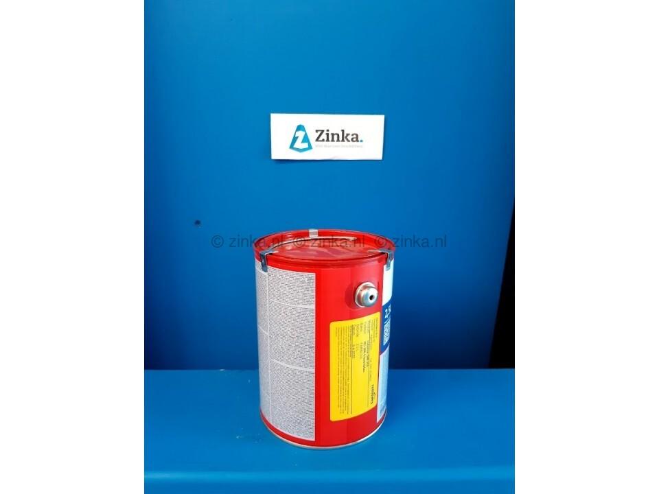 Induline GW-310 - magazijn verkoop - friesenblauw RC-950 2,5 liter