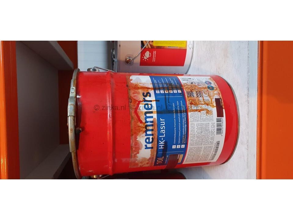 HK Lazuur - magazijn verkoop - kastanje 10 liter