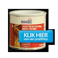 100 ml proefverpakking houtbeschermingscreme zinka